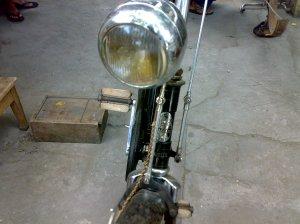 dinamo bosch dan lampu depan bosch kaca