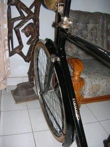 roda depan