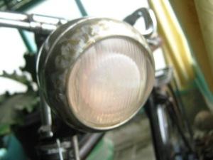 Lampu Bosch kaca susu